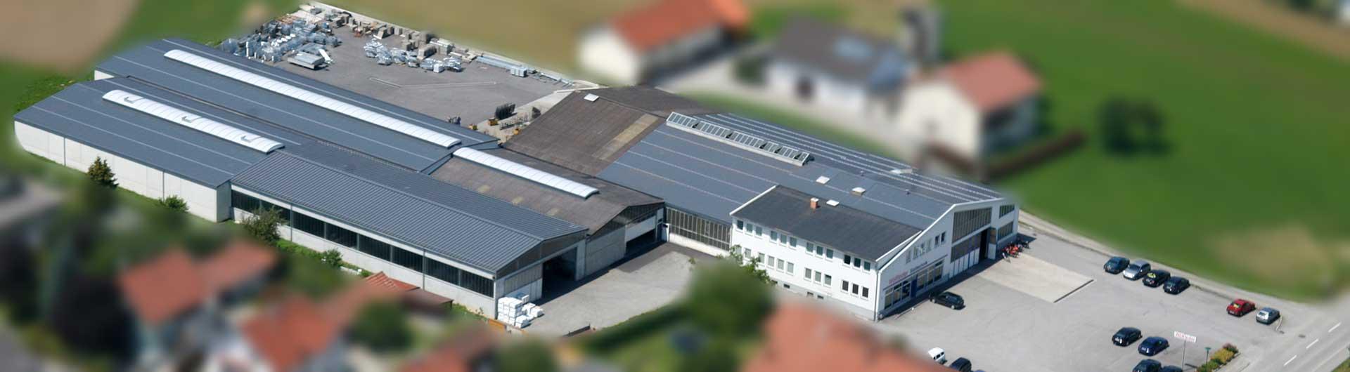 Luftaufnahme Wölfleder GmbH